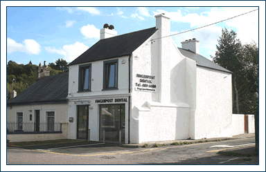 Fingerpost Dental Douglas